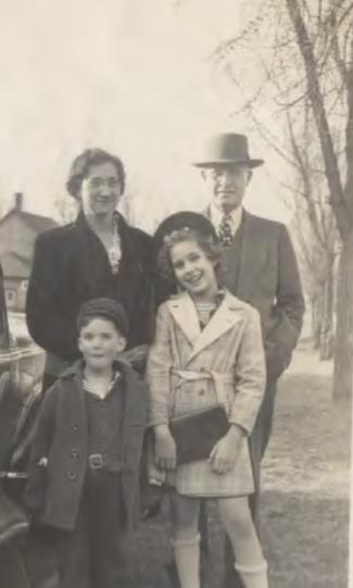Rachel-Family